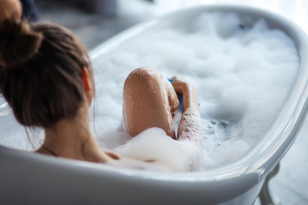 生理痛 セルフケア お風呂